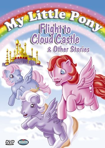 My Little Pony - Flight to Cloud Castle & Other Stories