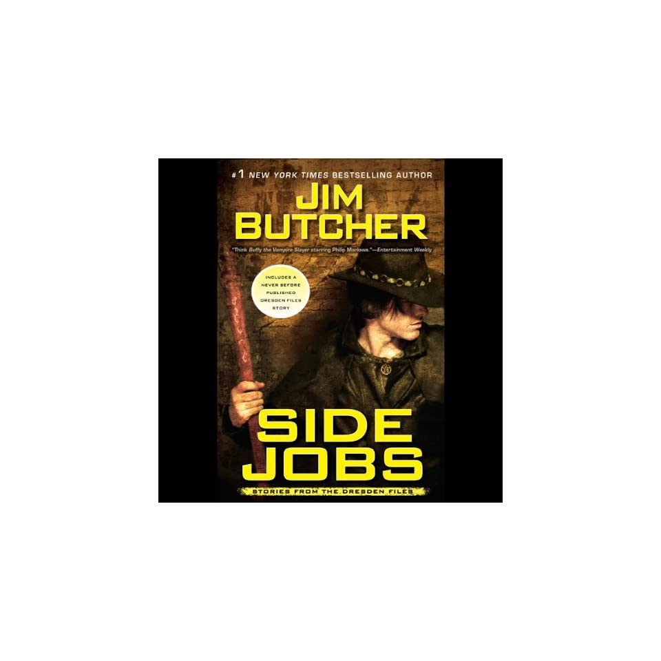 Stories from the Dresden Files [Unabridged] [Audible Audio Edition