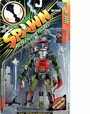 Spawn Series 7 > No-Body Action Figure - 1