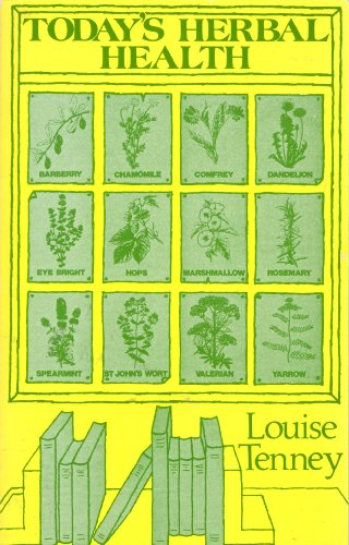 Image for Today's Herbal Health