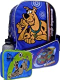 Scooby -Doo Backpack Matching Lunch Bag & Therm Bottle