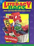 img - for Literacy Bags: Make-And-Take Mini-Units from A to Z book / textbook / text book
