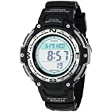 Casio Men's SGW100-1V Digital Compass Twin Sensor Sport Watch ~ Casio