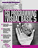 Cgi Programming With Visual Basic 5 (Hands-on Web Development)