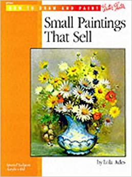 small paintings that sell how to draw and paint series