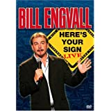 Bill Engvall - Here's Your Sign Live ~ Bill Engvall