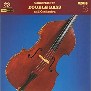 Ensemble: Concertos for Double Bass & Orchestra