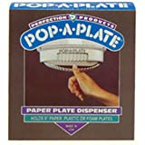 Camco 57001 RV White Pop-A-Plate