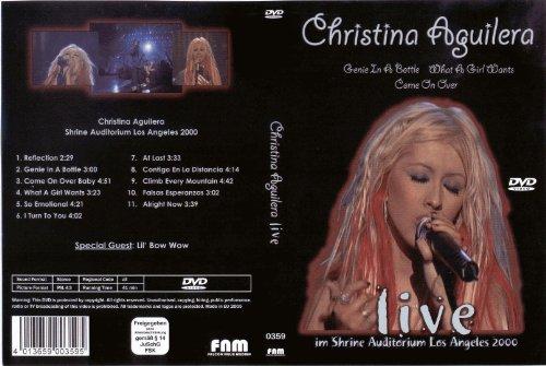 Christina Aguilera - Live [Edizione: Germania]