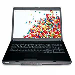 Toshiba Satellite L355-S7834 17-Inch Laptop (2.0 GHz Intel Dual-Core