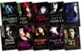 The Morganville Vampires 10 Books Set (Bite Club, Ghost Town, Glass Houses, The Dead Girls Dance, Midnight Alley, Feast of Fools, Lord of Misrule, Carpe Corpus, Fade Out, Kiss of Death) Rachel Caine