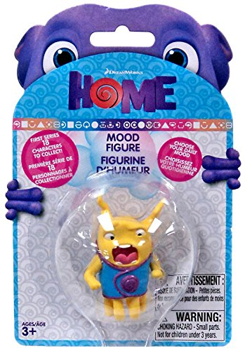 "Home Series 1 Shocked 2"" Mood Figure - 1"