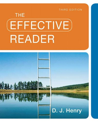 The Effective Reader (3rd Edition)