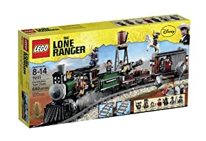 LEGO The Lone Ranger Constitution Train Chase (79111) by LEGO Lone Ranger