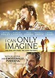 I Can Only Imagine Movie DVD 2018