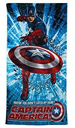 Sassoon Marvel Printed Cotton Bath Towel (SSN_8908002294231_A)