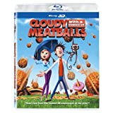 Cloudy with a Chance of Meatballs (Blu-ray 3D)