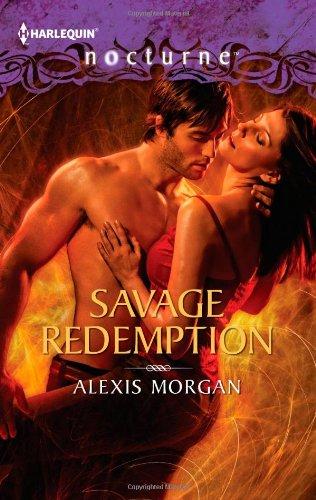 Savage Redemption (Harlequin Nocturne)