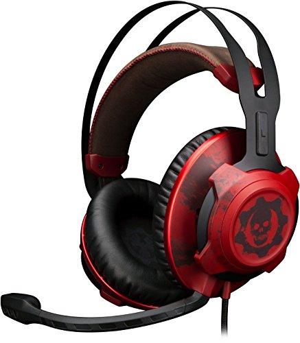 Hyper x hx-RD hscrxgw cloudx Pro Gaming Casque pour Xbox One/PC Noir/rouge