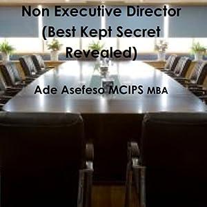Non Executive Director Audiobook