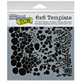 Crafters Workshop Crafter's Workshop Template, 6 by 6-Inch, Cell Theory