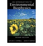 img - for [(An Introduction to Environmental Biophysics)] [Author: Gaylon S. Campbell] published on (September, 2000) book / textbook / text book