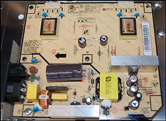 Repair Kit, Samsung 204B Rev. 0.1, LCD Monitor, Capacitors, Not the Entire Board