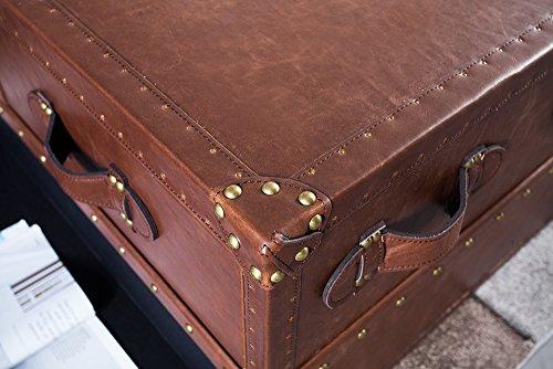 couchtisch leder com forafrica. Black Bedroom Furniture Sets. Home Design Ideas