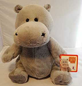 """Kohls Cares for Kids Plush 14"""" """"Hippo"""" Curious George Doll Toy"""