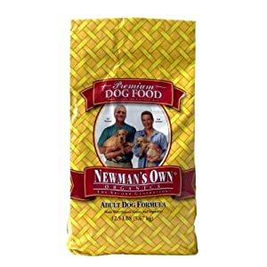 Newman's Dog Food Adult Chicken & Brown Rice Formula Dry 12.5 # (Pack of 9)