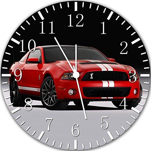 New Super Race Car Wall Clock 10
