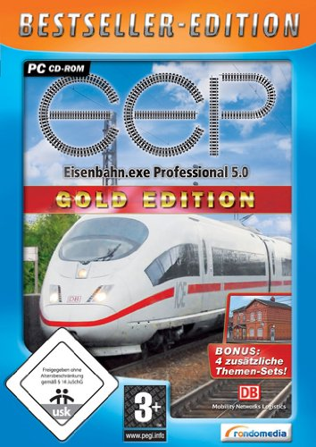 EEP: Eisenbahn.exe Professional 5.0 - Gold Edition [Bestseller Edition], PC