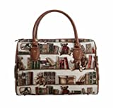 Ladies travel bag/weekend bag/gym bag/cabin approved hand luggage Teddy Bear Stories