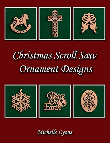 Christmas Scroll Saw Ornament Designs