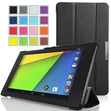 MoKo Google New Nexus 7 FHD 2nd Gen Case - Ultra Slim Lightweight Smart-shell Stand Case For Google Nexus 2 7.0...