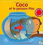 COCO ET LE POISSON ROUGE (ET CD)