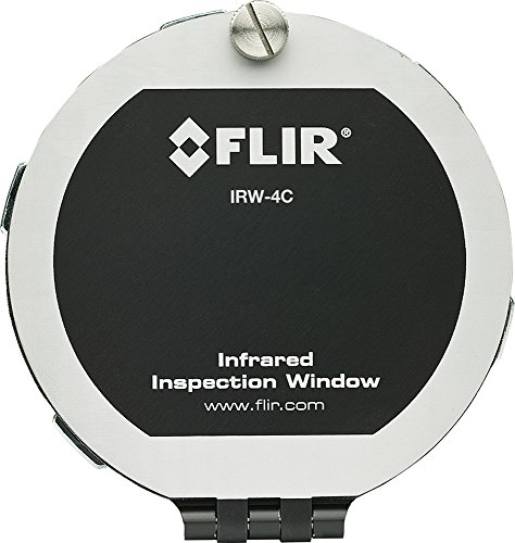 Flir Systems Irw-4C 4-Inch Infrared Inspection Window