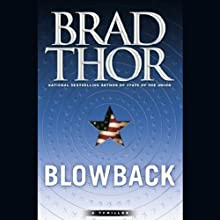Blowback (       UNABRIDGED) by Brad Thor Narrated by George Guidall