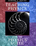 img - for Teaching Physics with the Physics Suite CD by Redish Edward F. (2003-02-03) Paperback book / textbook / text book