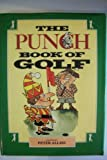 """Punch"" Book of Golf (A Punch book)"