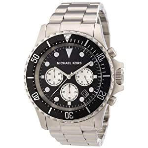 Michael Kors Men's MK8256 Everest Silver Watch