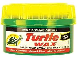 Turtle Wax: Super Hard Shell Car Wax