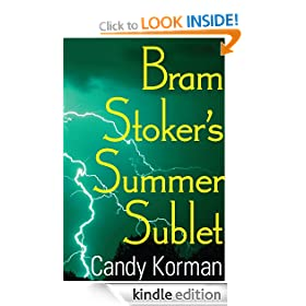 Bram Stoker's Summer Sublet (Candy's Monsters)