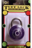 COMBINATION LOCK- NUMBERS