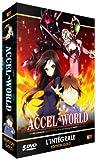 echange, troc Accel World - Intégrale - Edition Gold (5 DVD + Livret) [Édition Gold]