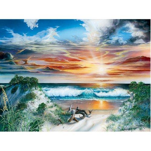 FX Schmidt Emerald Paradise Puzzle 1000 Pc - 1