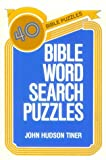 Bible Word Search Puzzles (0805491090) by Tiner, John Hudson