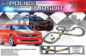 Life Like Police Pursuit Electric Race Set