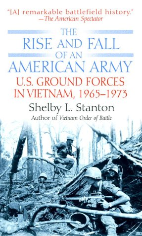 Shelby L. Stanton - The Rise and Fall of an American Army