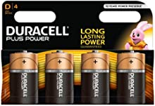 Comprar Duracell - Pila Alcalina - Dx4 Plus Power